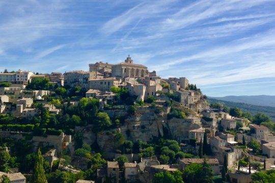 Private tour Gordes, Luberon