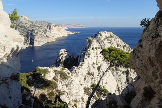 The Mediterranean coast, Marseille and Cassis