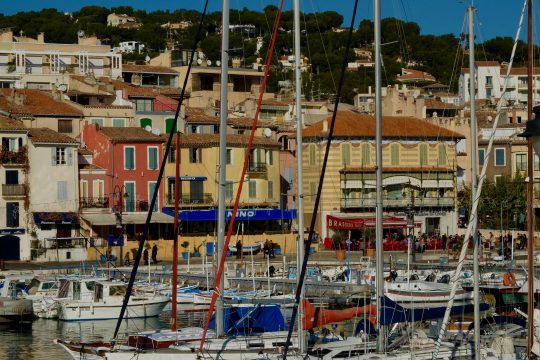 Shore excursions from Cassis