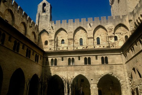 Walking Tour of Avignon
