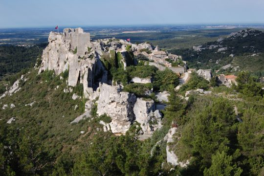 Private tour les Baux-de-Provence