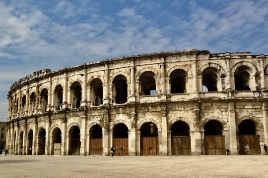 Private tour Nimes, Roman Heritage