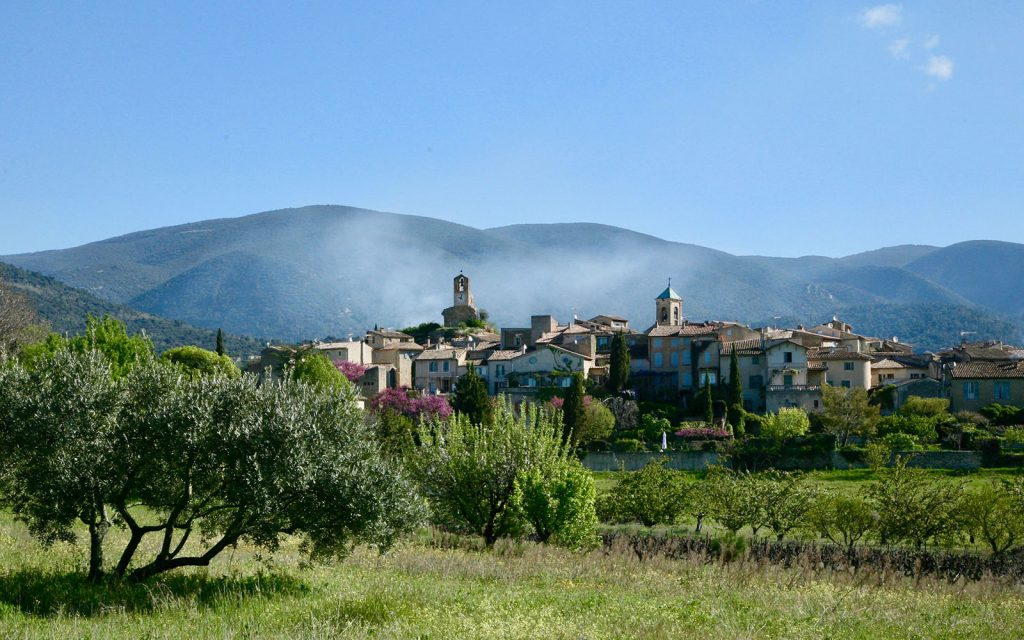 Villages & Nature travel to provence