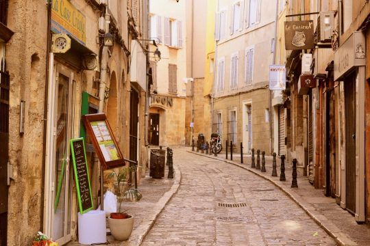 Walking Tour Aix-en-Provence